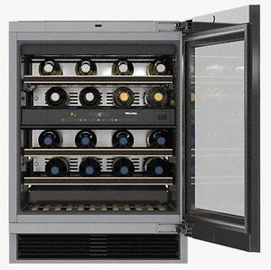 MIELE FRANCE - kwt 6322 ug - Wine Chest