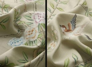 de Gournay - chatsworth - Upholstery Fabric