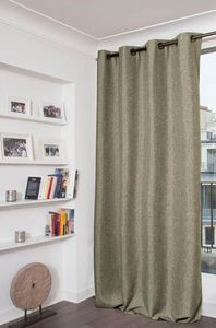 MOONDREAM - colorado taupe - Overshadow Curtain