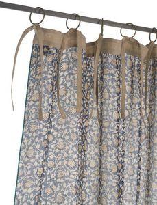 EN FIL D'INDIENNE... - indienne voile - Lace Curtain
