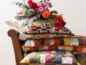 THEVENON -  - Square Cushion