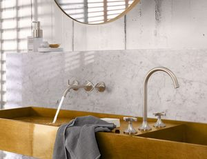 Dornbracht - vaia - Three Hole Basin Mixer