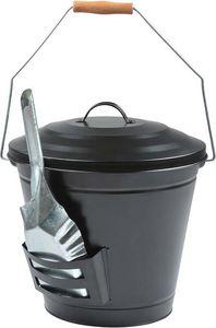 Esschert Design - seau à cendres avec pelle - Ash Bucket