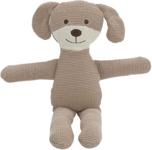 Amadeus - peluche chien malin tricot - Soft Toy