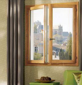 Art et Fenetres - hermine - 2 Pane Window
