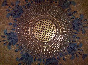 ARNAUD PEREIRA - restauration - Mosaic