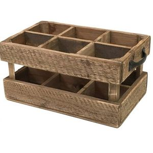 CHEMIN DE CAMPAGNE -  - Bottle Crate