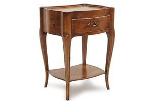 Marie France - magnolia - Bedside Table