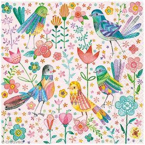 GRAINE CREATIVE -  - Paper Napkin