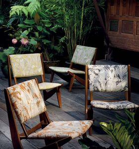 Jim Thompson - amazonia - Furniture Fabric