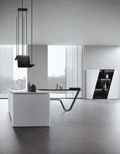 Snaidero - --vision - Built In Kitchen