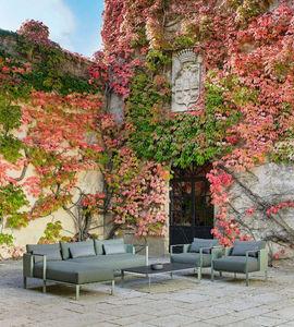 GANDIA BLASCO - solanas 180 - Garden Sofa