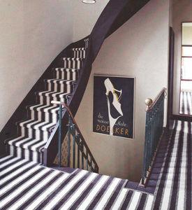 HARTLEY & TISSIER -  - Stair Carpet
