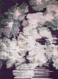 Tai Ping - cherry blossoms i - Modern Rug