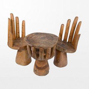 ATYPIK HOME -  - Garden Furniture Set