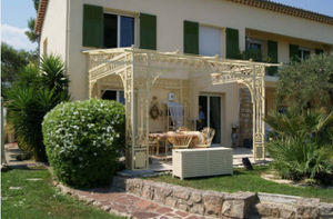 Fd Mediterranee -  - Attached Pergola