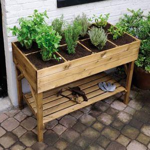 Burger -  - Garden Box