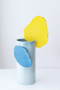 VITRA - -découpage - Decorative Vase