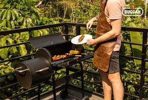 BUCCAN -  - Charcoal Barbecue