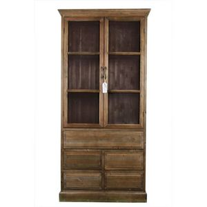 DECORATION D'AUTREFOIS -  - Display Cabinet