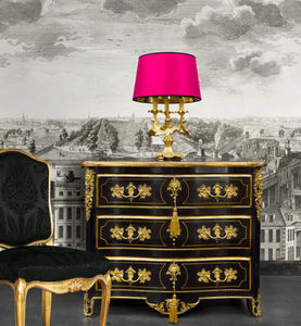Moissonnier - louis xiv - Chest Of Drawers