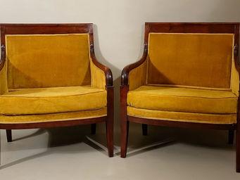ANTIQUITÉS PHILIPPE GLÉDEL -  - Marquise Chair