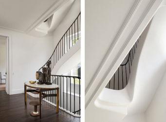 CHARLES ZANA - escalier - Interior Decoration Plan