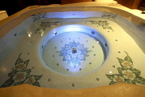 Sienna Mosaica - spa - Mosaic