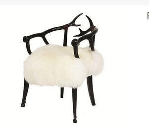 HENRYOT & CIE - cerf - Armchair