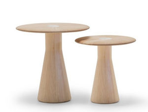 ANDREU WORLD - reverse occasional wood - Side Table