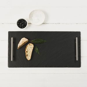 THE JUST SLATE COMPANY -  - Serving Tray