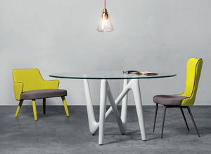 ITALY DREAM DESIGN - edge - Round Diner Table