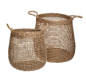 LO TABLEWARE - seagrass - Storage Basket