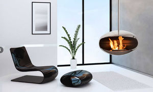 COCOON FIRES - aeris - Open Fireplace