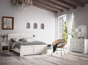 Meubles Celio - olivia - Double Bed