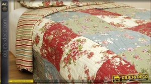 OBJETS DECO -  - Quilted Blanket