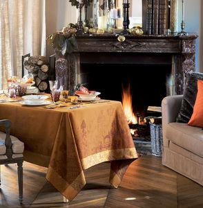 Garnier Thiebaut - château de cartes - Rectangular Tablecloth