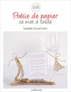 LES EDITIONS DE SAXE - poésie de papier - Decoration Book