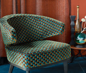 ZIMMER & ROHDE - circus - Furniture Fabric