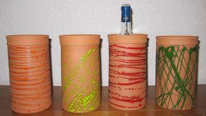 Ceramiques Laristan -  - Wine Brick