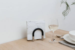 UMBRA - swivel - Paper Napkin Holder