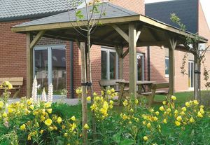 Solid Floor -  - Garden Arbour