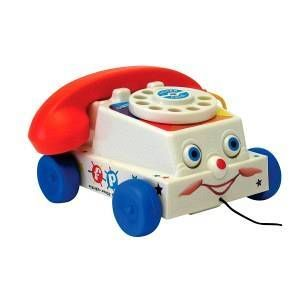 Fisher-Price -  - Drag Toy