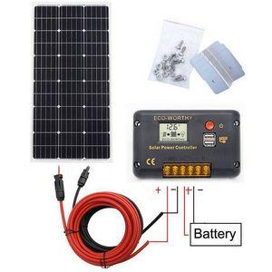 ECO-WORTHY -  - Solar Panel