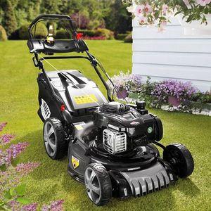 BRAST -  - Thermal Lawn Mower