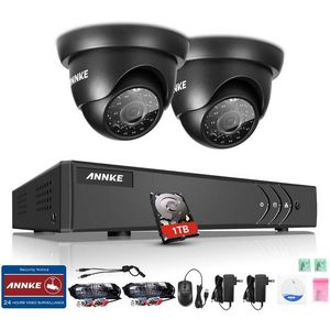 ANNKE - camera de surveillance 1427377 - Security Camera