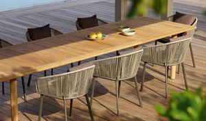 Dedon - rilly - Garden Armchair