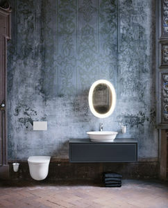 LAUFEN - the new classic - Wall Mounted Toilet