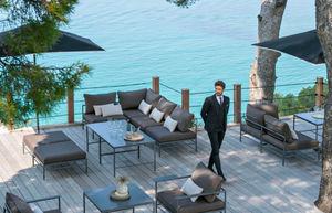Roland Vlaemynck - rivage - Garden Sofa