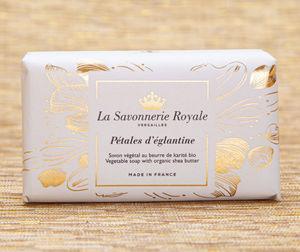 LA SAVONNERIE ROYALE - .pétales d'églantine - Bathroom Soap